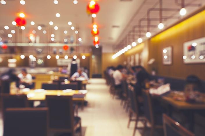 A dinner in a Chinese restaurant was the catalyst for cutting my father out of my life for two years.