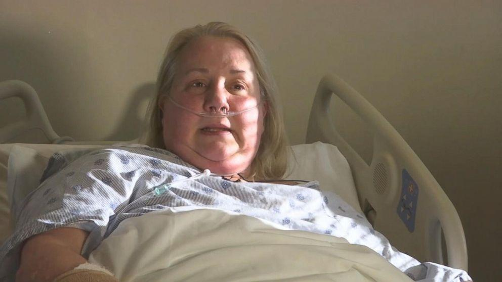 Tenn. Woman Recounts Terrifying Escape From Wildfires: 'It Was Like a Meteor Shower' (ABC News)