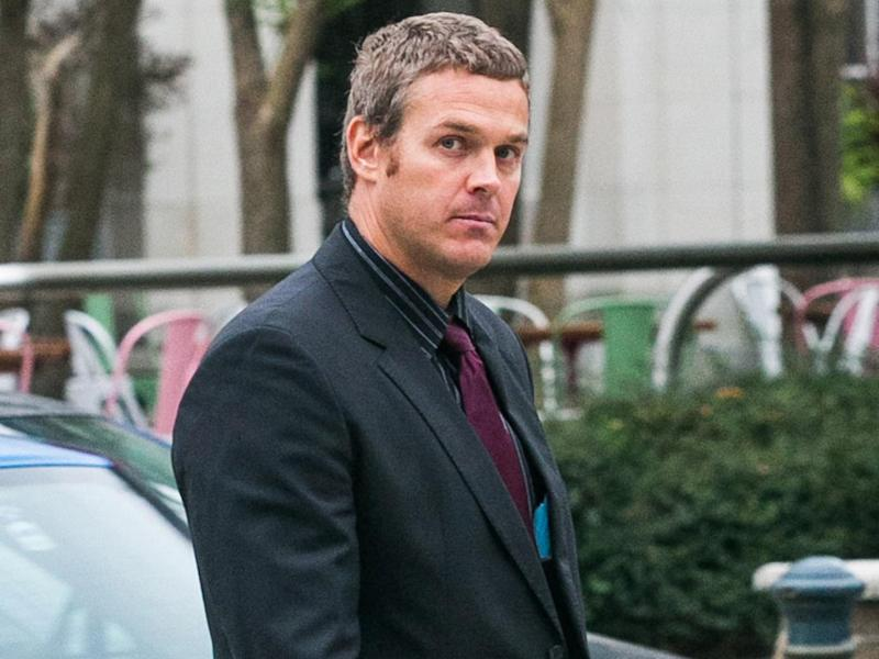 Wouter Fourie leaves Plymouth Crown Court (SWNS.com)