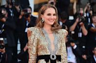 """<p><a href=""""http://www.labiennale.org/en/cinema/2018/lineup/venezia-75-competition"""" rel=""""nofollow noopener"""" target=""""_blank"""" data-ylk=""""slk:The 75th Venice Film Festival is officially underway"""" class=""""link rapid-noclick-resp"""">The 75th Venice Film Festival is officially underway</a>! This year's festival includes new movies from Claire Foy, Natalie Portman, Olivia Colman, and so many more of our favorite stars. The red carpet has been overflowing with gorgeous looks and high-fashion moments, so we're rounding up our favorite ones right here: </p>"""