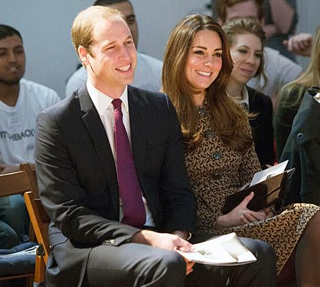 """Prince George Is """"Growing Up Fast,"""" Says Kate Middleton"""