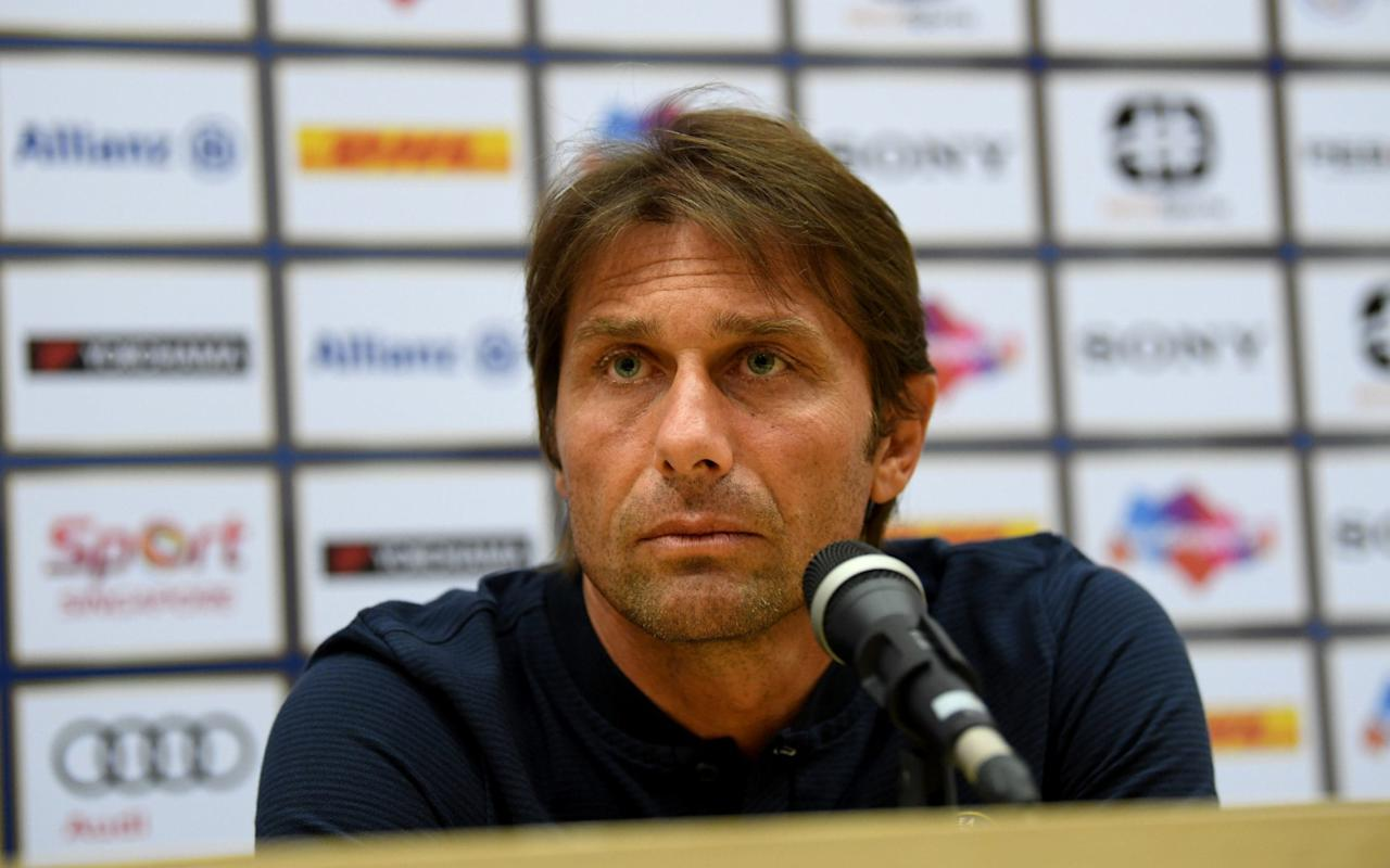 Antonio Conte is targeting four more signings as Chelsea prepare to back their manager with a budget which could top £250 million. Conte is to rival Manchester City in the summer spending stakes as he moves to strengthen the Premier League champions with Alex Sandro, Antonio Candreva, Fernando Llorente and Virgil van Dijk. Sandro, the Juventus left-back, is high on Conte's list of targets and though negotiations have proved difficult, Chelsea are optimistic about a £60 million deal for the Brazilian. Chelsea are also stepping up their interest in Candreva, the Inter Milan winger, while Swansea's Llorente is seen as a realistic option for Conte's depleted attack. Van Dijk, the Southampton defender, is understood to not be a top priority at this stage but Chelsea are continuing to monitor the situation and could make a bid before the transfer window closes. Van Dijk wants a move away from Southampton this summer Credit: PA The Dutch centre-half has been left out of Southampton's 25-man squad for a training camp in France this week and made it clear he wants to leave St Mary's. Chelsea have already forked out £130 million on four players, including record signing Alvaro Morata, and assured Conte they would back him with substantial funds when he signed a new two-year contract. Manchester City are the biggest spenders by some distance this summer, paying an estimated £230 million as Pep Guardiola revamps his squad at the Etihad. Conte insisted last week, during the pre-season tour of Asia, that Chelsea urgently needed more players. The Italian will intensify his attempts to bring in fresh faces this month. His squad has been depleted by the departures of former captain John Terry, Nathan Ake and Nathaniel Chalobah, while last season's leading scorer, Diego Costa, and midfielder Nemanja Matic are expected to be sold. Kurt Zouma, the French centre-back, has also been sent out on loan to Stoke City. Who are Chelsea's transfer targets? After winning the league by seven poin