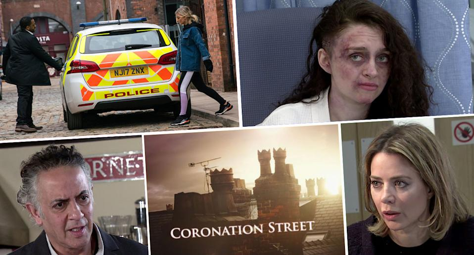 On Coronation Street next week (ITV)