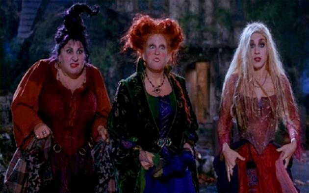 'Hocus Pocus 2' Reportedly Moving Forward At Disney Plus
