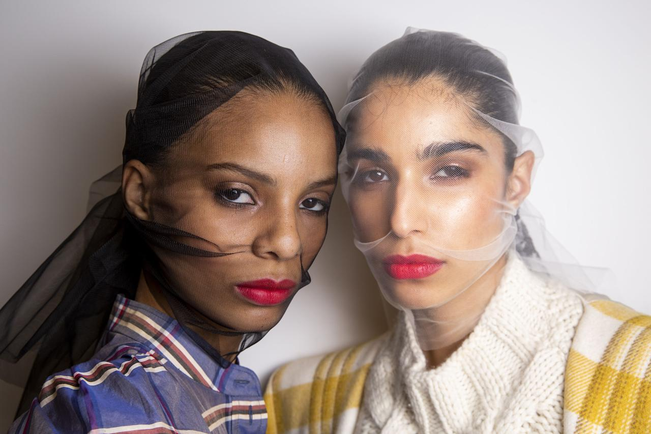 <p>Whether it's two-tone pink and red lipstick, a healthy glow so extreme you're basically applying moon dust to your skin, or black lashes and plastic bug eyes a la Gareth Pugh, these are the hottest make-up looks sashaying down the runways at fashion week AW20.</p><p>From Burberry and Christopher Kane, to Valentino and Jeremy Scott, we've got every major make-up look and trend to inspire you for Autumn 2020.</p>