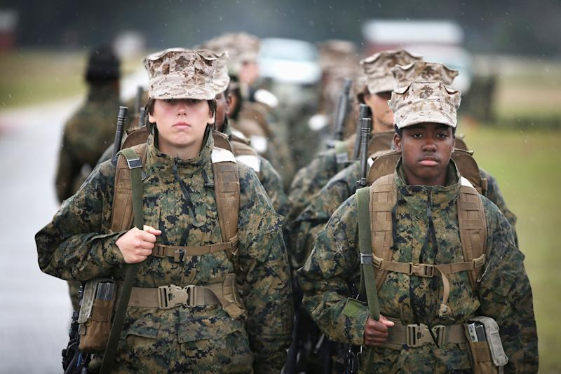 Female Marines Write Letter Calling for an End to Misogyny After Nude Photo Scandal