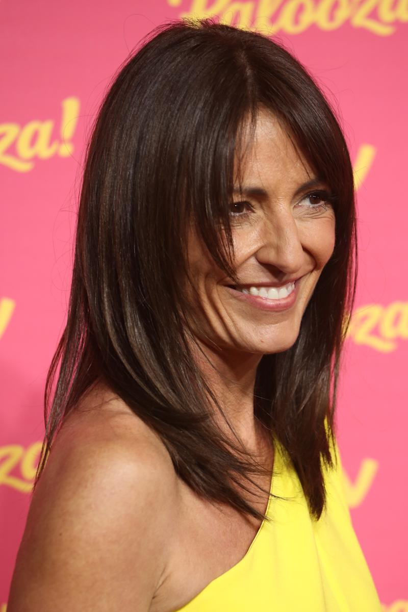 LONDON, ENGLAND - NOVEMBER 12: Davina McCall attends the ITV Palooza 2019 at The Royal Festival Hall on November 12, 2019 in London, England. (Photo by Lia Toby/Getty Images)