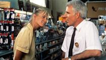 <p> The owner of a sizeable facial appendage, Charlie Bales (Steve Martin) tends to strike out with women: in particular, town newcomer Roxanne (Daryl Hannah). When she shows interest in one of Charlie's co-workers, the dim-witted Chris (Rick Rossovich), Charlie lends a hand, writing love letters on his behalf, confessing his love for her vicariously. </p> <p> Released at a time when Martin's output was at its peak, Roxanne treads the path between odd, tender and sweet. The overall message? Love comes in all shapes (ahem) and sizes (ahem... again). </p>