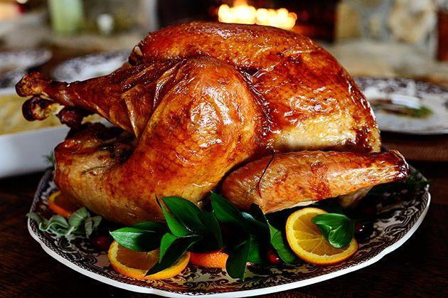 """<p>When Thanksgiving arrived, turkey pros and newcomers both found solace in Ree's step-by-step for the perfect roasted bird. <br> </p><p><a class=""""link rapid-noclick-resp"""" href=""""https://www.thepioneerwoman.com/food-cooking/recipes/a11883/roasted-thanksgiving-turkey/"""" rel=""""nofollow noopener"""" target=""""_blank"""" data-ylk=""""slk:Get the recipe!"""">Get the recipe!</a></p>"""