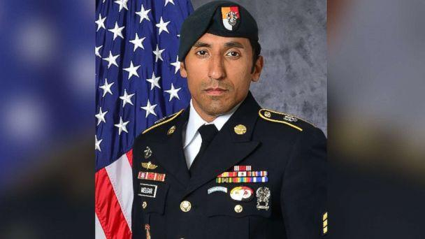 PHOTO: U.S. Army Staff Sgt. Logan Melgar of Lubbock, Texas, died in Mali on June 4, 2017. His death is being investigated as a homicide. (U.S. Army)