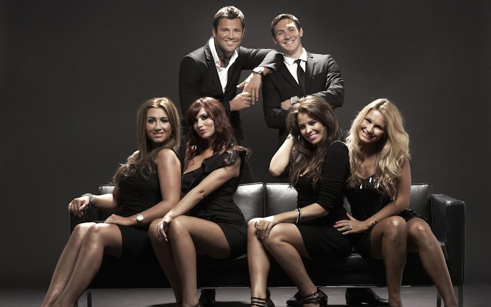 Scripted: The cast of The Only Way Is Essex - ITV