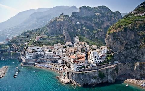 Atrani - Credit: This content is subject to copyright./Panoramic Images