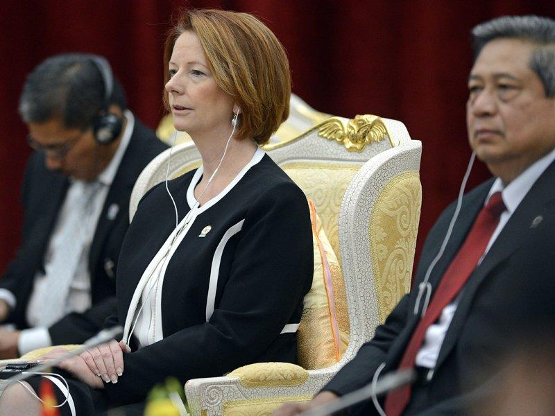 Trade talks equal jobs, says Gillard