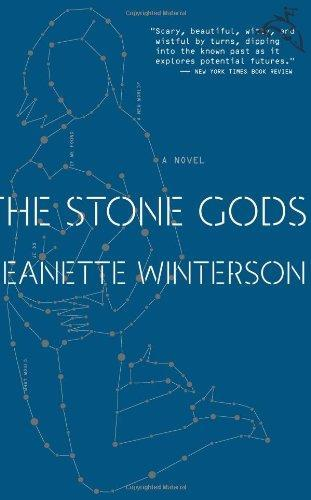 """<p><strong>Winterson, Jeanette</strong></p><p>Amazon</p><p><strong>$14.95</strong></p><p><a href=""""http://www.amazon.com/dp/0156035723/?tag=syn-yahoo-20&ascsubtag=%5Bartid%7C10049.g.28008857%5Bsrc%7Cyahoo-us"""" rel=""""nofollow noopener"""" target=""""_blank"""" data-ylk=""""slk:Shop Now"""" class=""""link rapid-noclick-resp"""">Shop Now</a></p><p>A love story. Robots. People changing their own DNA to stay young. A new planet. What more could you ask for in a sci-fi book? Any book?</p>"""