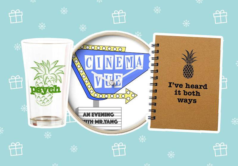 """17 perfect pineapple-y gifts for the """"Psych"""" fans in your life"""
