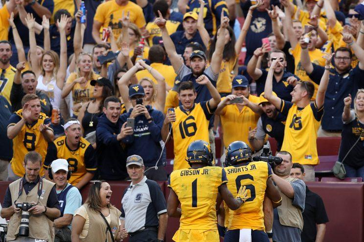 The Mountaineers have given their fans plenty to cheer about early this season. (Getty)