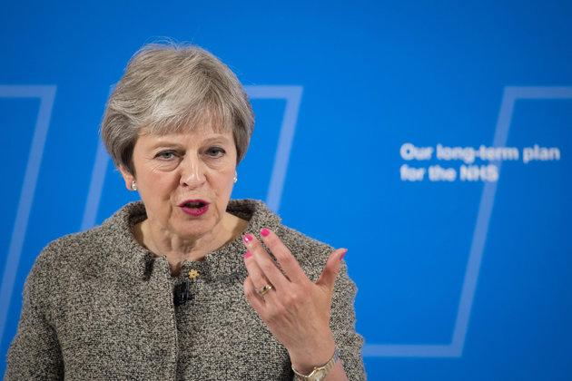 Prime Minister Theresa May has said the Government will only look into the operation of the current system of licences for use of cannabis oil, rather than reviewing the law more widely