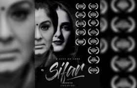 Indian film 'Sifar' bags more than 26 awards at festivals around the world