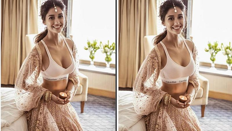 Filmfare Issues Clarification Regarding Disha Patani's Altered Picture