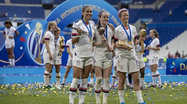 FIFA Reveals 10 Bids for Hosting 2023 Women's World Cup