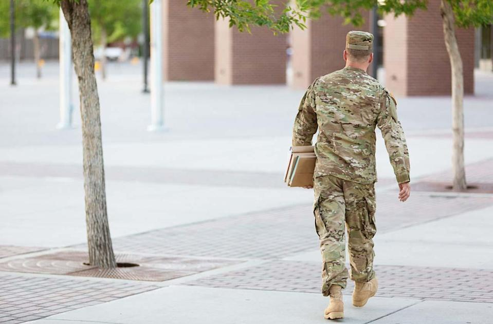 Plan a smooth return to civilian life with this checklist.