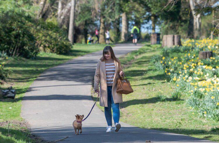 Wendy Andrew says people suffer grief differently when their pets die (The Faithful Hound Photography)