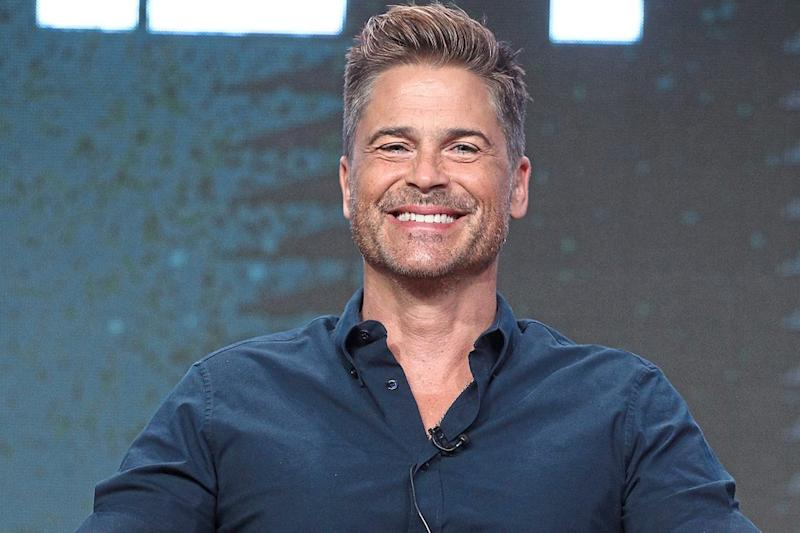 Stars: Actor Rob Lowe: Frederick M. Brown/Getty