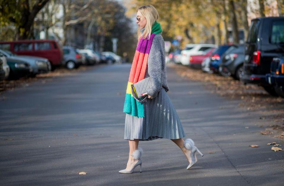<p>A cashmere scarf is a wardrobe staple that's always worth investing in. The ultimate in luxurious comfort, the right one has the power to transform any winter outfit – and is an accessory that you know will last a lifetime, and will never go out of style, making it an excellent investment if you're trying to build a hardworking capsule wardrobe.</p><p>Whether you want a neutral style to pair with everything or a patterned design that will make a statement, there are no shortage of options to choose from. </p><p>From Burberry to Cartier, & Other Stories to Uniqlo - take your pick with our edit below.</p>