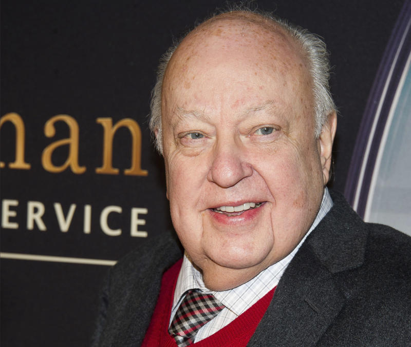 Fox News founder Roger Ailes died of complications from fall