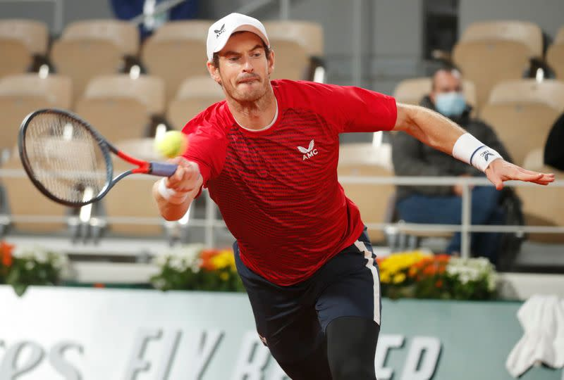 Murray named among replacements in ATP Player Council