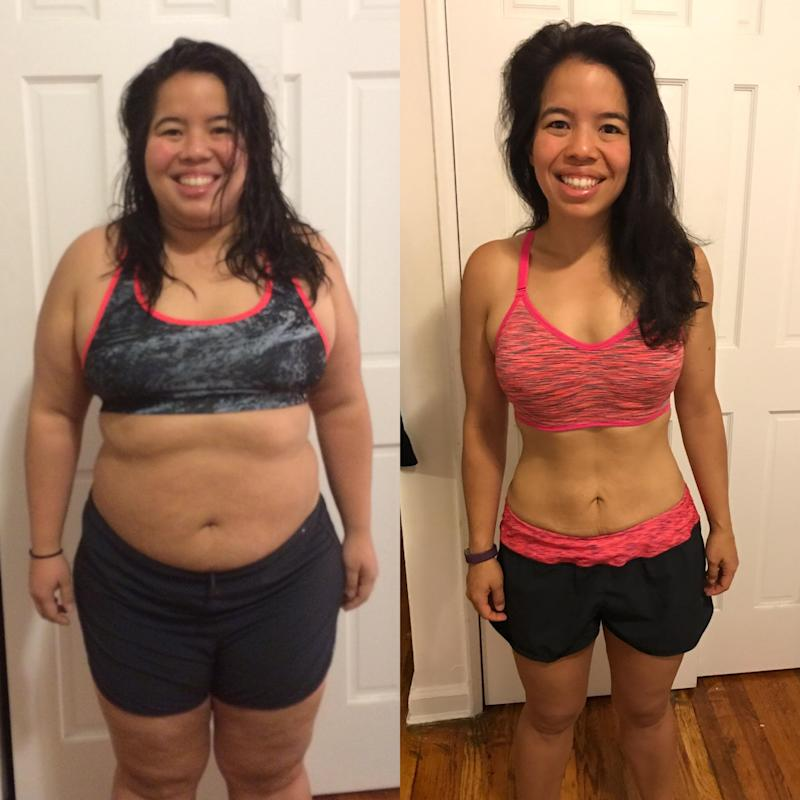 This Online Program Helped Tricia Lose 90 Pounds and Drop 6