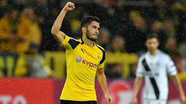 Nuri Sahin is tied to Borussia Dortmund until June 2019 after penning a contract extension.