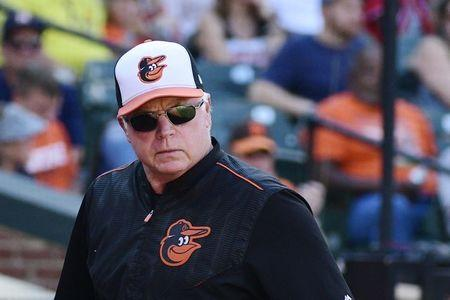 Buck Showalter Won't Be Back With Orioles Next Season