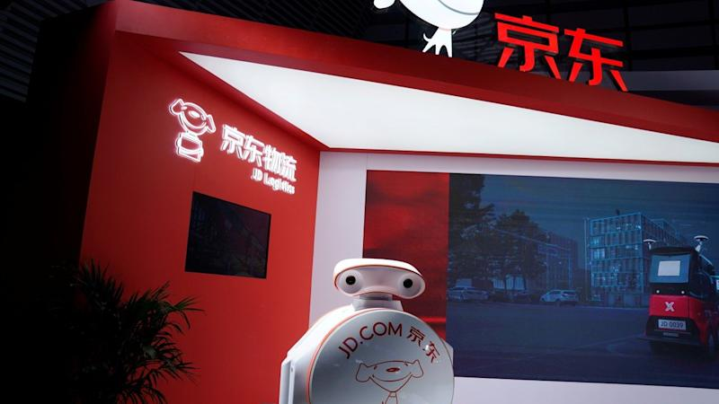 JD.com said to have approached UBS, Bank of America to arrange Hong Kong secondary listing