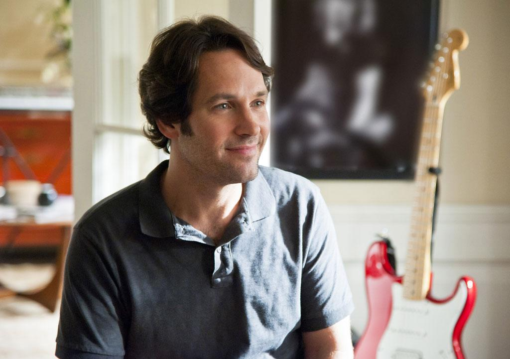 "Paul Rudd in Universal Pictures' ""This is 40"" - 2012"