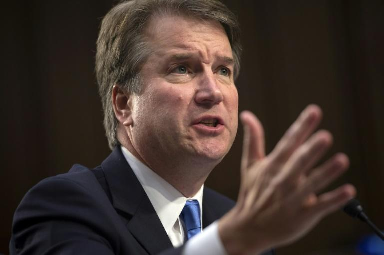 Republicans plan to confirm Trump's SC nominee Kavanaugh on weekend