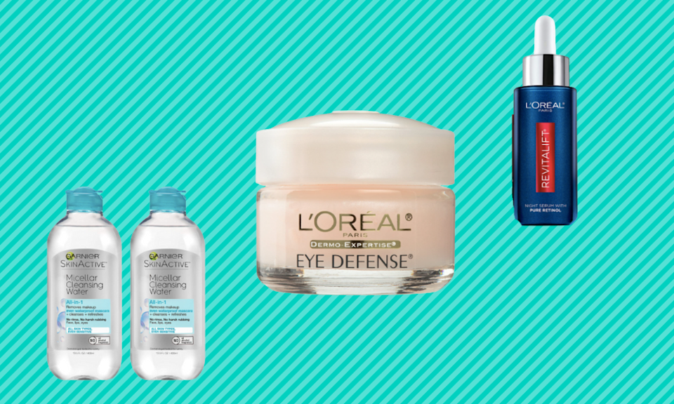 Stock up on top-rated skincare, at a solid discount. (Photo: Amazon)