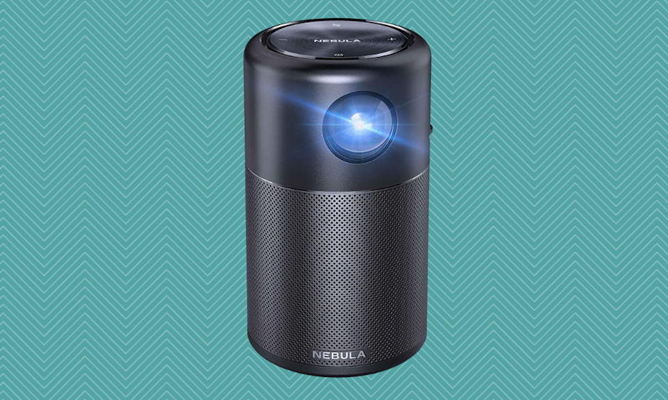 Now is the time to score a movie projector. (Photo: Amazon)