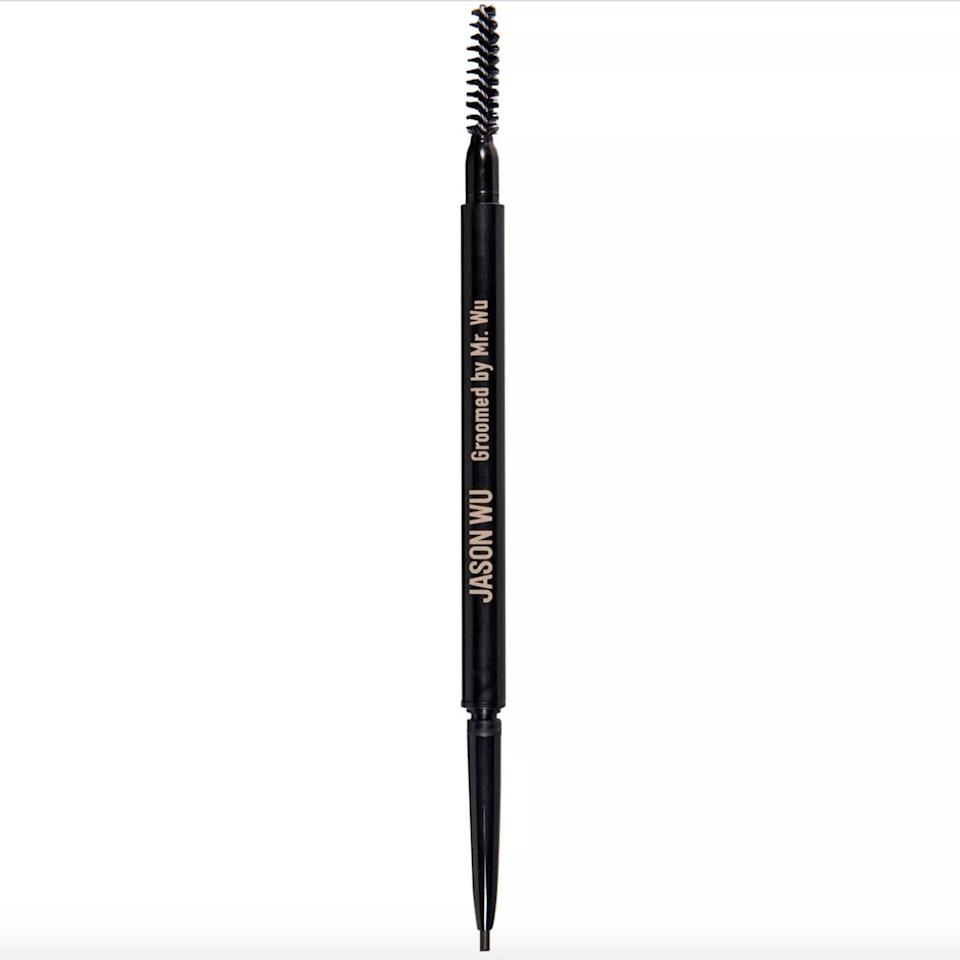 <p>Get that fluffy boy-brow look with the <span>Jason Wu Beauty Groomed By Mr.Wu Micro Brow Pencil</span> ($12). It will let you draw on hair like strokes for a natural look.</p>