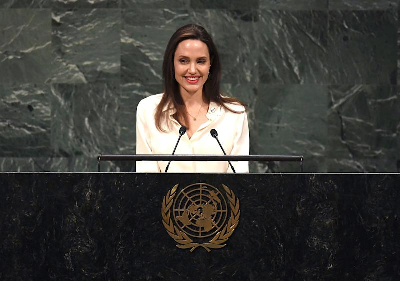 Is Angelina Jolie's Next Move Running for Office?