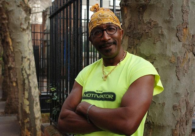 Nineties favourite Mr Motivator is hosting an online fitness class for those at home during the coronavirus crisis. (Clara Molden/PA)