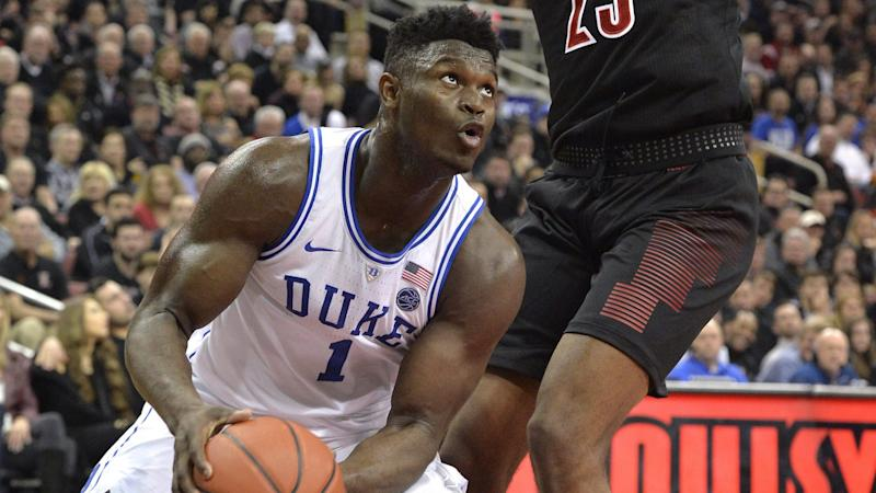 Zion Williamson Reveals How Coach K Inspired Duke's 23-Point Comeback Win