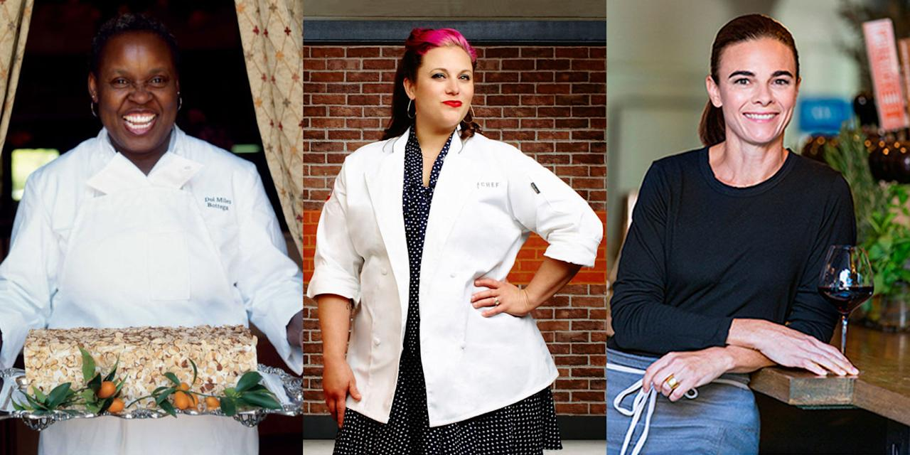 "<p>The James Beard Awards are here—AKA the Oscars of Food—and women. are. killin' it. This year, 21 women have been recognized for their contributions to the culinary world, from industry vets to stars on the rise. Winners will be announced <a rel=""nofollow"" href=""http://www.jamesbeard.org/blog/2016-james-beard-award-nominees"">on May 2 in Chicago</a>, but honestly, these ladies are already changing the game.</p>"