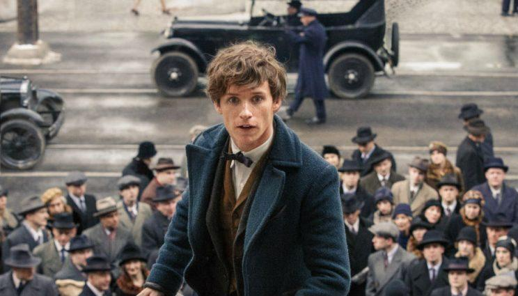 Fantastic Beasts... tops box office, but fails to top Potter movies - Credit: Warner Bros