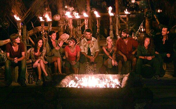 The Russell vs. Boston Rob feud made for the best pre-merge run of episodes ever, and the greatness just kept on coming. The season was filled with huge memorable moments like Tyson voting himself off, J.T. giving Russell his immunity idol, and Parvati handing out two immunity idols at one Tribal Council. It loses a few points for having so many three-timers, though, including a few (Amanda, James) we simply didn't need to see again. I know many people would consider this No. 1, but it's all returnees. For me, the fresh blood of <em>Micronesia</em> keeps that season higher.