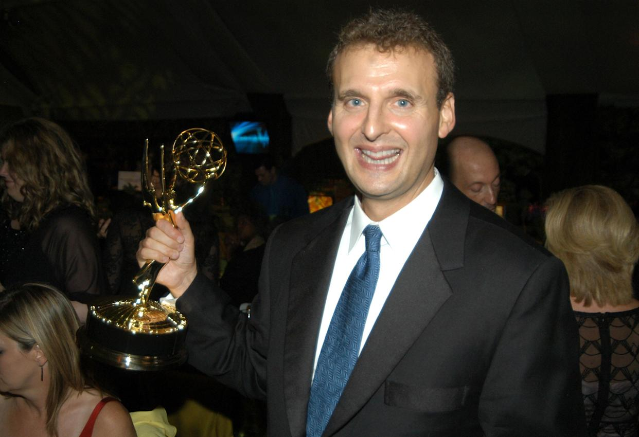 Phil Rosenthal during 55th Annual Primetime Emmy Awards - HBO After Party at Pacific Design Center in Los Angeles, California, United States. ***Exclusive*** (Photo by Jeff Kravitz/FilmMagic)