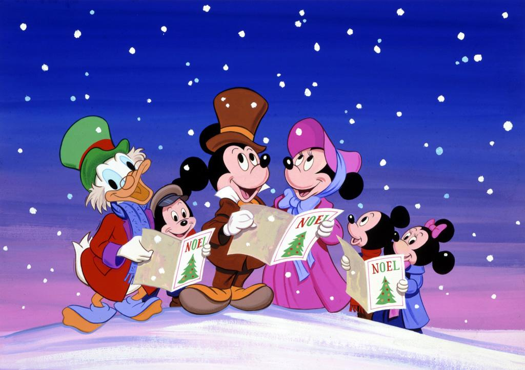 """Mickey's Christmas Carol"" on ABC Family 
