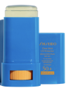 """<p><strong>Shiseido</strong></p><p>dermstore.com</p><p><strong>$29.00</strong></p><p><a href=""""https://go.redirectingat.com?id=74968X1596630&url=https%3A%2F%2Fwww.dermstore.com%2Fproduct_Clear%2BSunscreen%2BStick%2BSPF%2B50_85421.htm%3Fgclid%3DCjwKCAjwy42FBhB2EiwAJY0yQhPikAjLNbVq6Ujd73KynLVi06HYspeqDCmN9kMHGRfdLJBUVAVJ6BoCo4EQAvD_BwE%26gclsrc%3Daw.ds&sref=https%3A%2F%2Fwww.goodhousekeeping.com%2Fbeauty-products%2Freviews%2Fg2487%2Fbest-sunscreen-for-face-reviews%2F"""" rel=""""nofollow noopener"""" target=""""_blank"""" data-ylk=""""slk:Shop Now"""" class=""""link rapid-noclick-resp"""">Shop Now</a></p><p>If you like your sunscreen in easy swipe-on solid stick form, look no further than this high SPF Shiseido formula, a next-generation clear gel that works on both face and body. """"This is totally translucent, so it doesn't leave a visible cast on any skin tone,"""" GH's beauty director says. """"<strong>The no-mess form is perfect for travel or touch-ups on the go.</strong>""""</p>"""