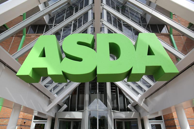 Asda said they were providing the drive-thru jab service because people were still afraid to go to their GP due to the coronavirus pandemic. (PA)