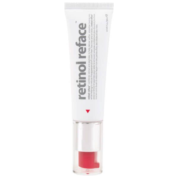 "<p>If you're buying your first retinol cream this is a great place to start. It contains Retinol RA (rapid action), which means it converts to retinolic acid faster. This will give quicker results and is also less likely to cause irritation on the skin. </p><p><a class=""body-btn-link"" href=""https://www.lookfantastic.com/indeed-labs-retinol-reface-retinol-skin-resurfacer-30ml/11355396.html"" target=""_blank"">Buy now</a> LookFantastic.com, £19.99</p>"